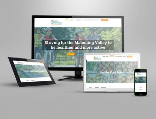 Healthy Community Partnership Mahoning Valley Website