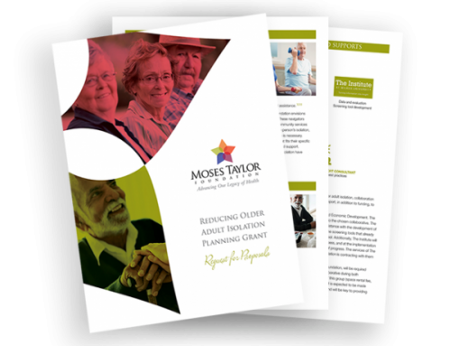 Moses Taylor Foundation – Area of Prioritization