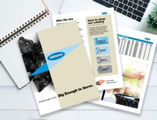 Noramco New Catalog Design